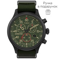 Фото Часы Timex EXPEDITION Field Chrono Tx2t72800